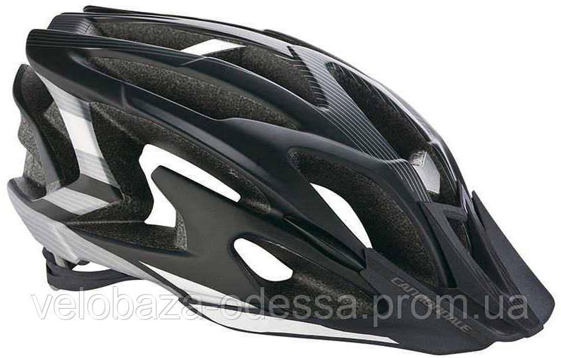 Шлем Cannondale RYKER размер M 52-58см black-silver