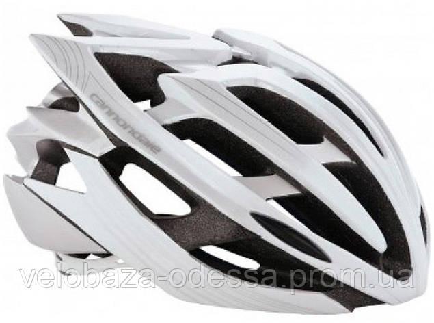 Шлем Cannondale ROAD TERAMO размер L 58-62см Matte White, фото 2