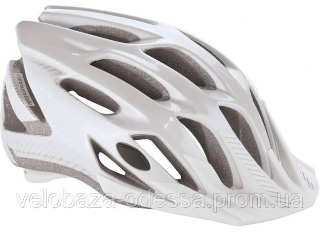 Шлем Cannondale SPORT RADIUS размер M 52-58см white, фото 2