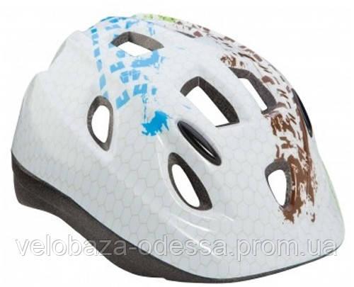Шлем детский Cannondale QUICK TREAD размер S  52-57см white-green, фото 2