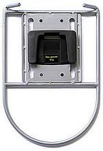 Багажное крепление Basil BASEASY CARRIER RACK на руль для крепления сумок/корзин, серебристое