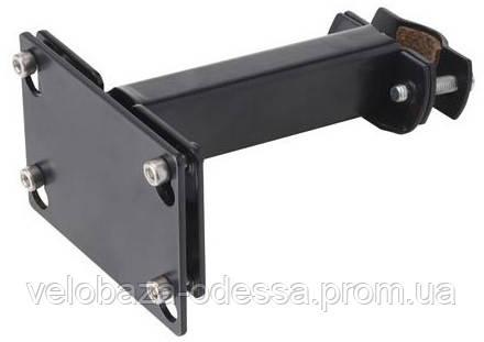 Крепление корзин Basil Permanent-system II Stemholder EC крепление на вынос/шток вилки 22 - 25,4мм постояяная, фото 2