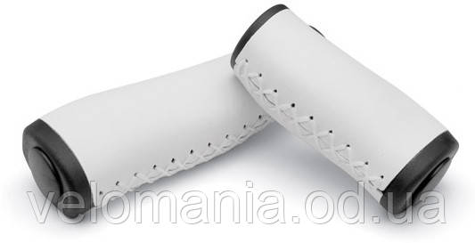 Грипсы Electra Townie Ergo (1long-1short) white