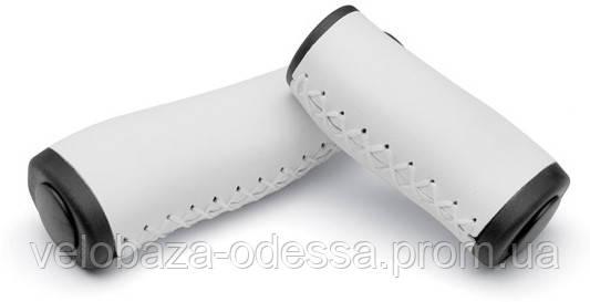 Грипсы Electra Townie Ergo (1long-1short) white, фото 2