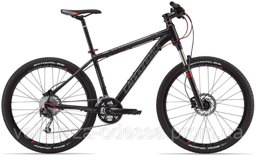 "Велосипед 26"" Cannondale TRAIL SL 3 рама - XL 2013 черно-матовый"
