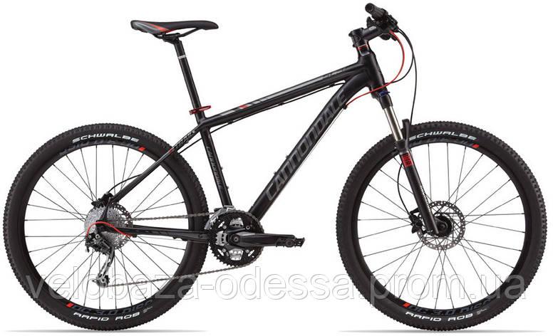 "Велосипед 26"" Cannondale TRAIL SL 3 рама - XL 2013 черно-матовый, фото 2"