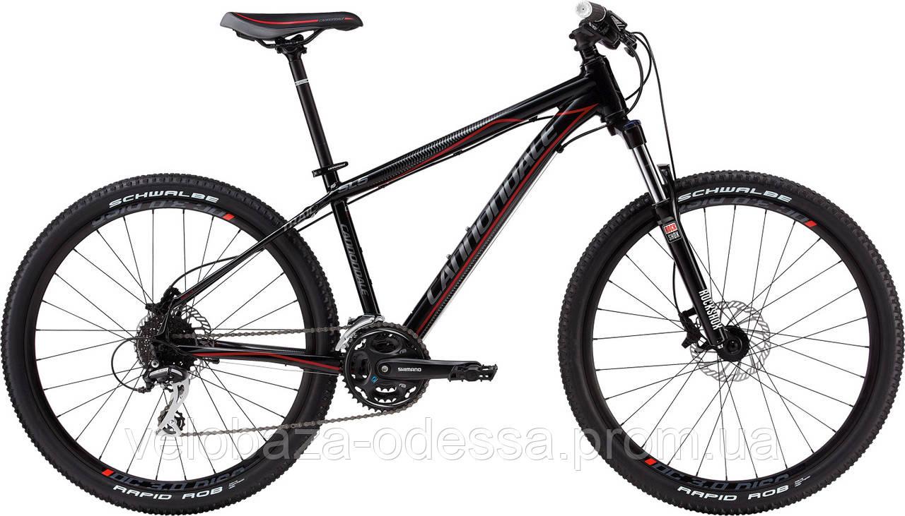 "Велосипед 26"" Cannondale TRAIL SL 5 Feminine рама - M 2013 черн."