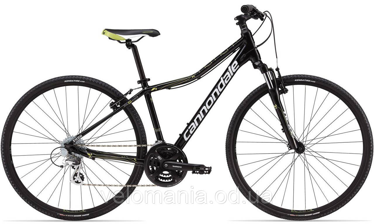 "Велосипед 28"" Cannondale ALTHEA 3 рама - T 2013 черн."
