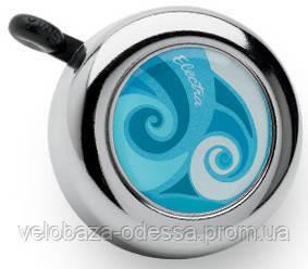 Звонок Electra Coaster silver-blue