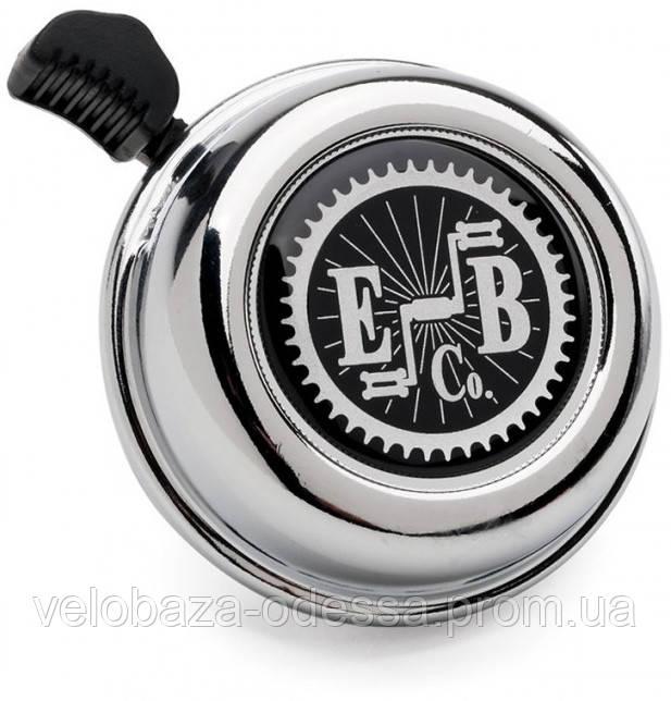 Звонок Electra EBC Gear Logo, chrome