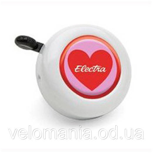 Звонок Electra Love white