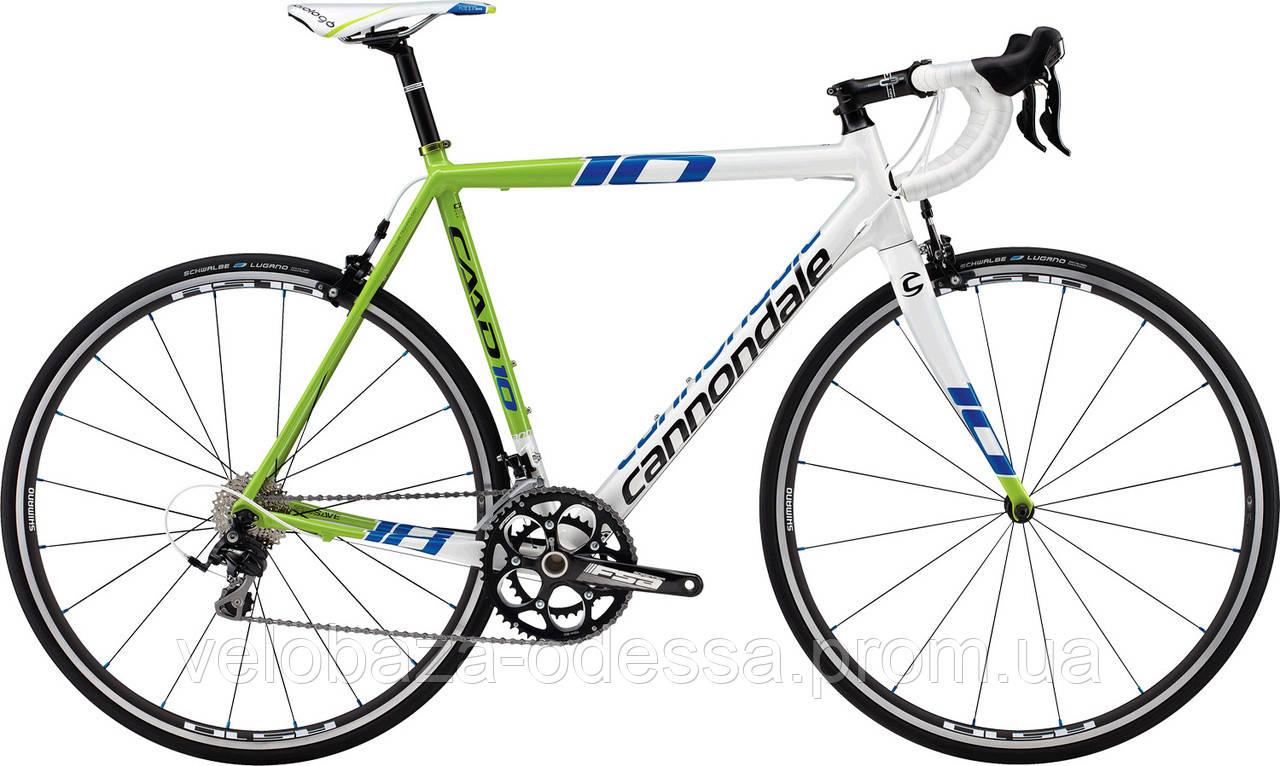 """Велосипед 28"""" Cannondale CAAD10 5 105-C рама - 54см 2013 REP"""