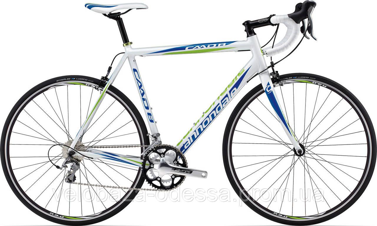 """Велосипед 28"""" Cannondale CAAD8 6 Tiagra T рама - 54см 2013"""