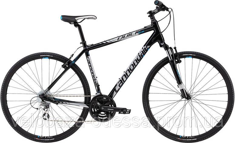 """Велосипед 28"""" Cannondale QUICK CX 5 рама - L 2013 черн., фото 2"""