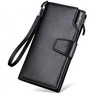 Мужской кошелёк Baellerry Business портмоне клатч бумажник гаманець