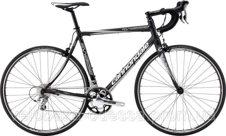 "Велосипед 28"" Cannondale SYNAPSE 6 Tiagra T рама - 58см 2013 черно-матовый"