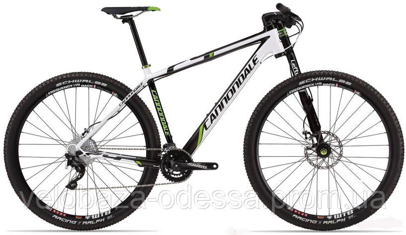 "Велосипед 29"" Cannondale FLASH Carbon 3 рама - M 2013 белый, фото 2"