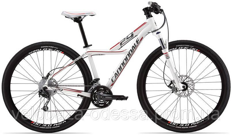 """Велосипед 29"""" Cannondale TANGO SL 2 Feminine рама - M 2013 белый, фото 2"""