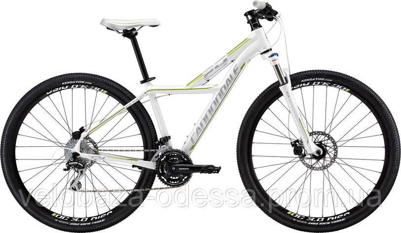 """Велосипед 29"""" Cannondale TANGO SL 3 Feminine рама - M 2013 белый, фото 2"""