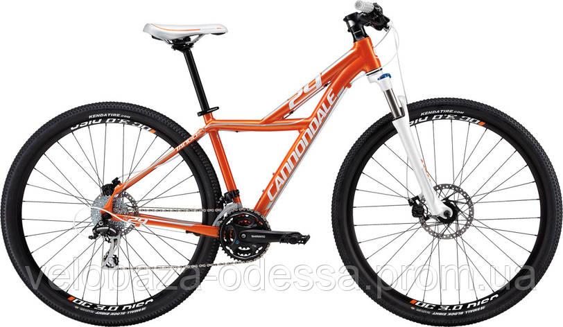 "Велосипед 29"" Cannondale TANGO SL 3 Feminine рама - M 2013 оранж., фото 2"