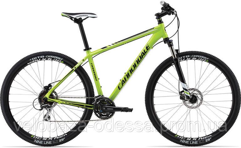 """Велосипед 29"""" Cannondale TRAIL 5 рама - M 2013 зелен., фото 2"""