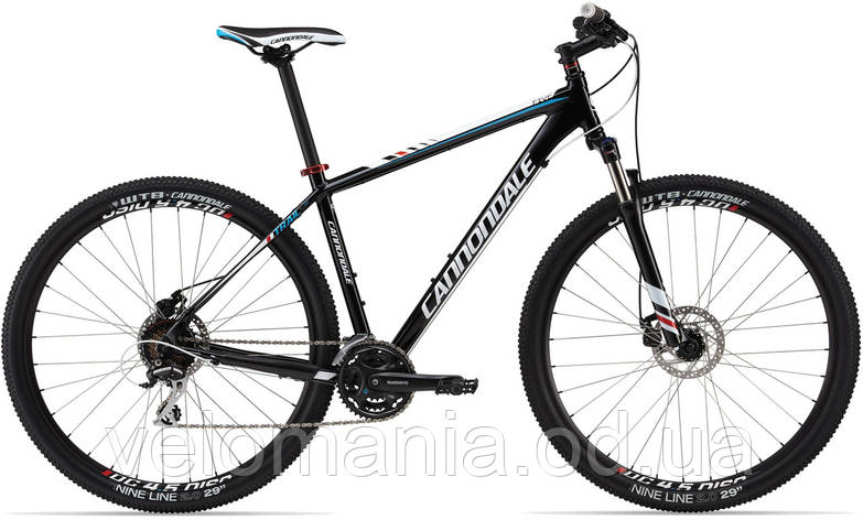 """Велосипед 29"""" Cannondale TRAIL 5 рама - S 2013 черн., фото 2"""