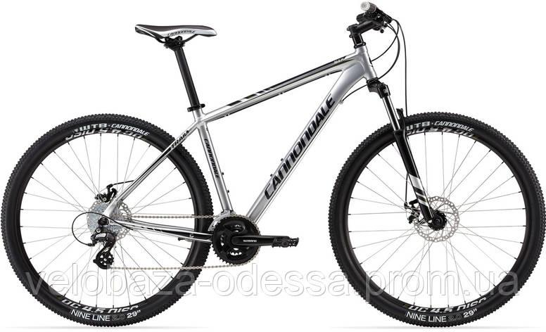 """Велосипед 29"""" Cannondale TRAIL 6 рама - S 2013 серебр., фото 2"""
