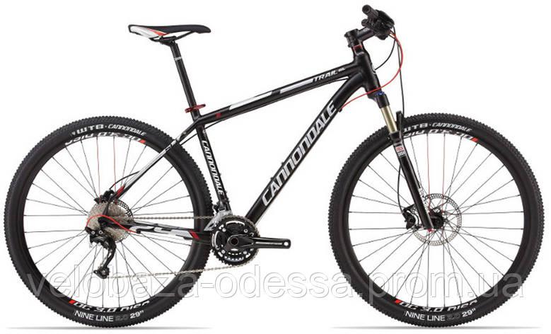 """Велосипед 29"""" Cannondale TRAIL SL 1 рама - L 2013 черно-матовый, фото 2"""