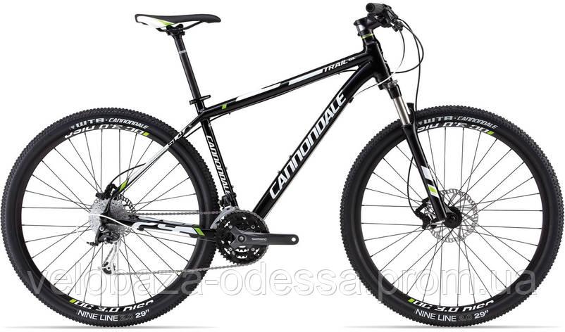 """Велосипед 29"""" Cannondale TRAIL SL 4 рама - J 2013 черн., фото 2"""