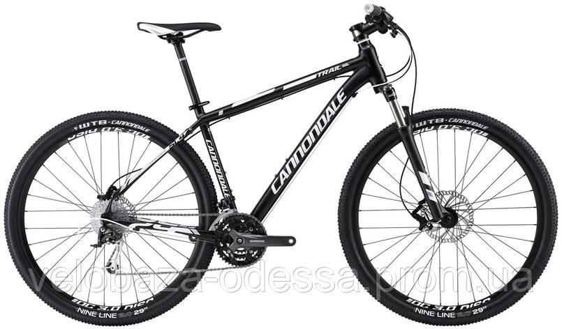 "Велосипед 29"" Cannondale TRAIL SL 4 рама - M 2013 черно-матовый, фото 2"