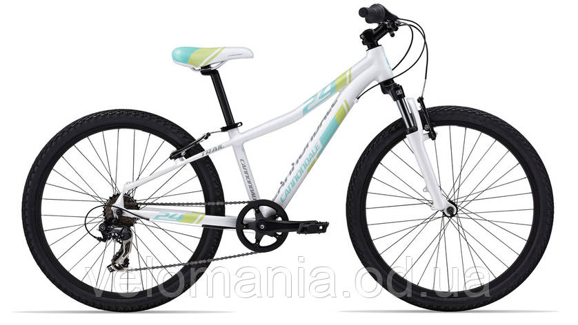 "Велосипед 24"" Cannondale TRAIL GIRLS 2014 белый, фото 2"