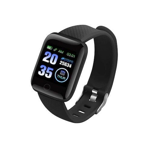 Смарт-годинник D13 Smart bracelet 4 116plus Fitness Tracker Sport HM126