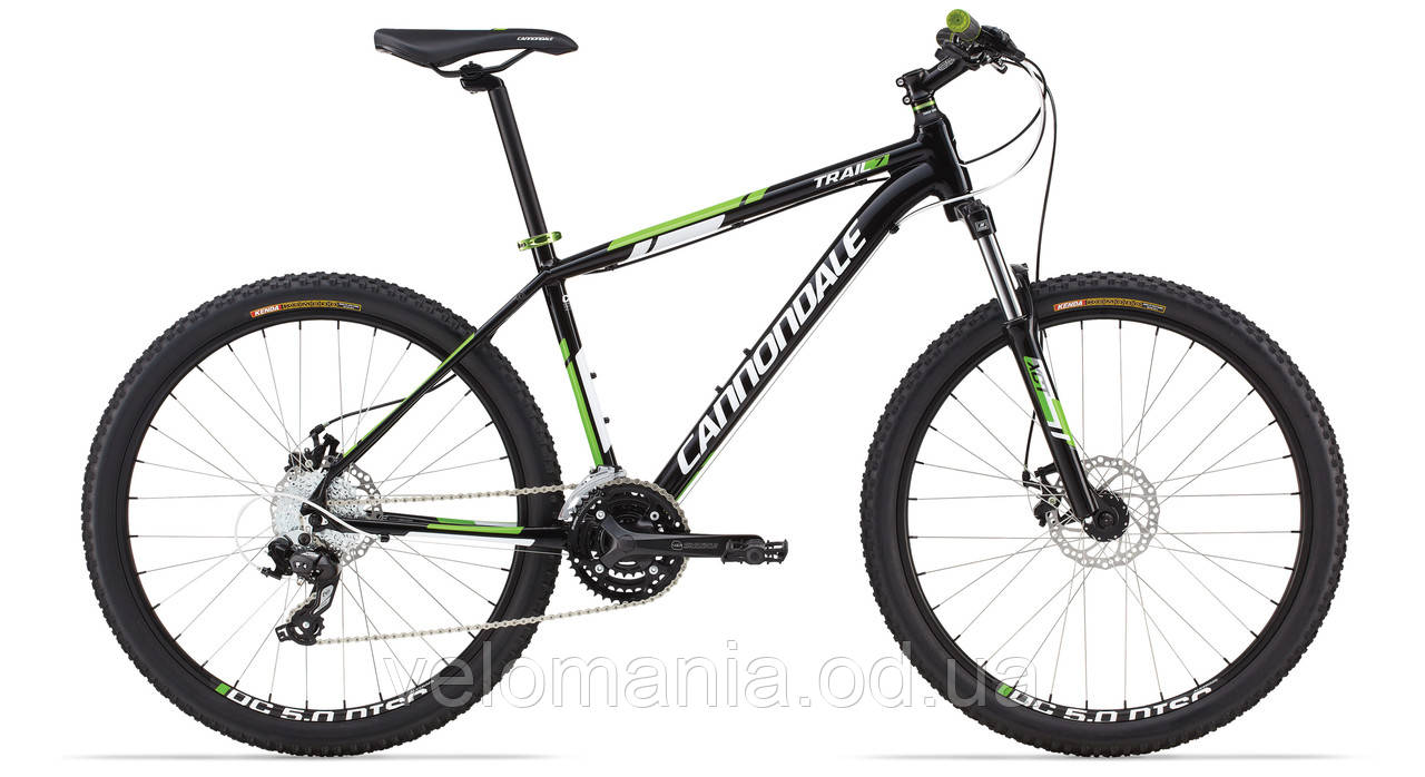 "Велосипед 26"" Cannondale TRAIL 7 рама - L 2014 черн."