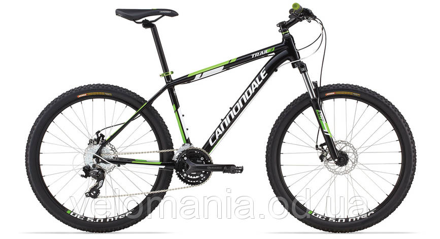 "Велосипед 26"" Cannondale TRAIL 7 рама - L 2014 черн., фото 2"