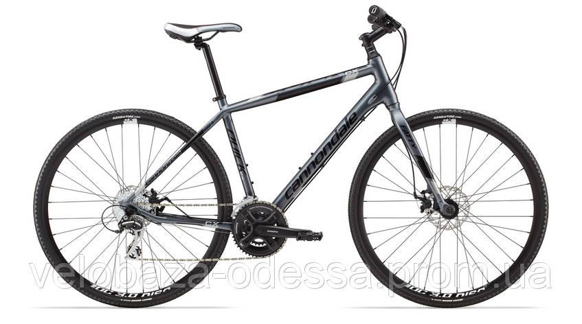 "Велосипед 28"" Cannondale QUICK CX 4 механ. диск рама - L 2014 сер., фото 2"