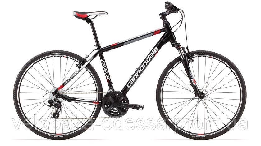 """Велосипед 28"""" Cannondale QUICK CX 5 рама - L 2014 черн., фото 2"""