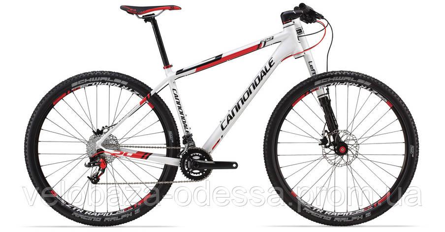 "Велосипед 29"" Cannondale F4 Alloy 4 рама - L 2014 белый, фото 2"