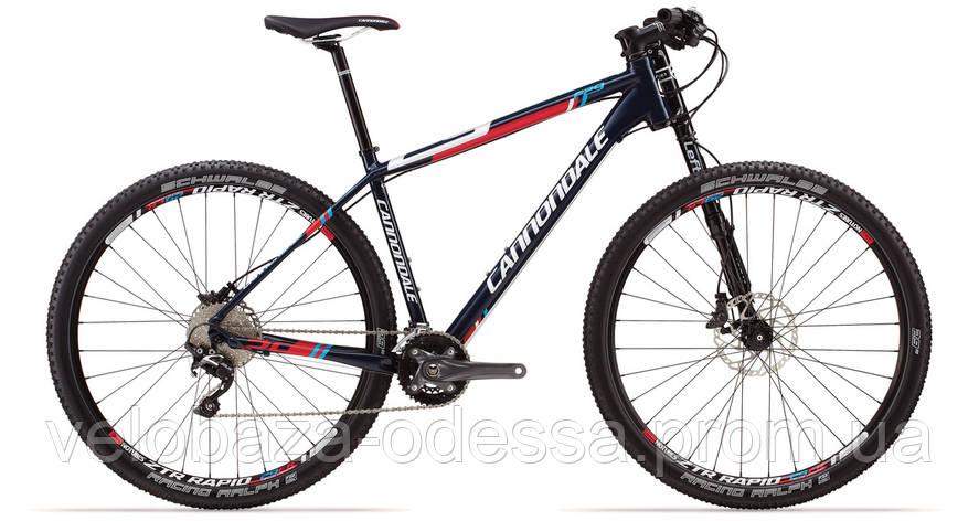"""Велосипед 29"""" Cannondale F5 Alloy 5 рама - L 2014 синий, фото 2"""