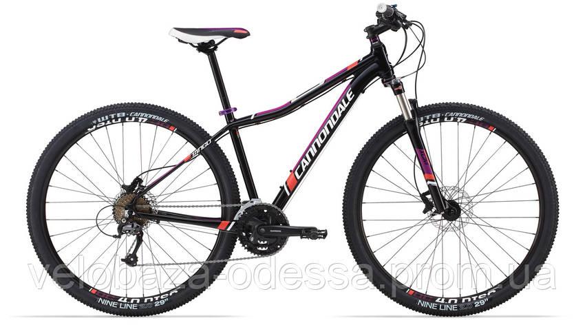 "Велосипед 29"" Cannondale TANGO 5 Feminine рама - M 2014 черн., фото 2"