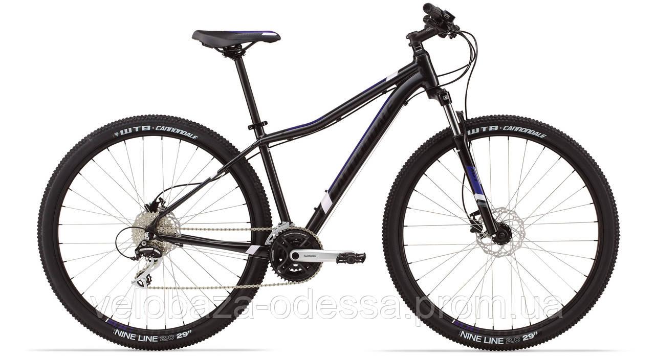 """Велосипед 29"""" Cannondale TANGO 6 Feminine рама - M 2014 сер."""
