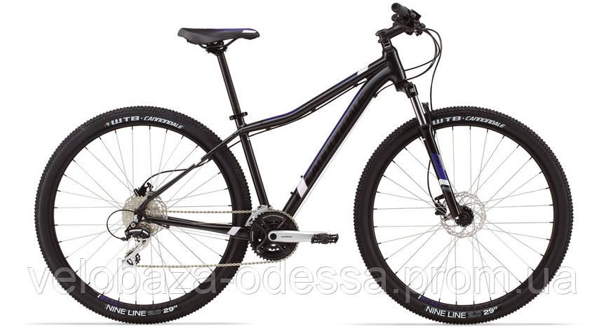 """Велосипед 29"""" Cannondale TANGO 6 Feminine рама - M 2014 сер., фото 2"""