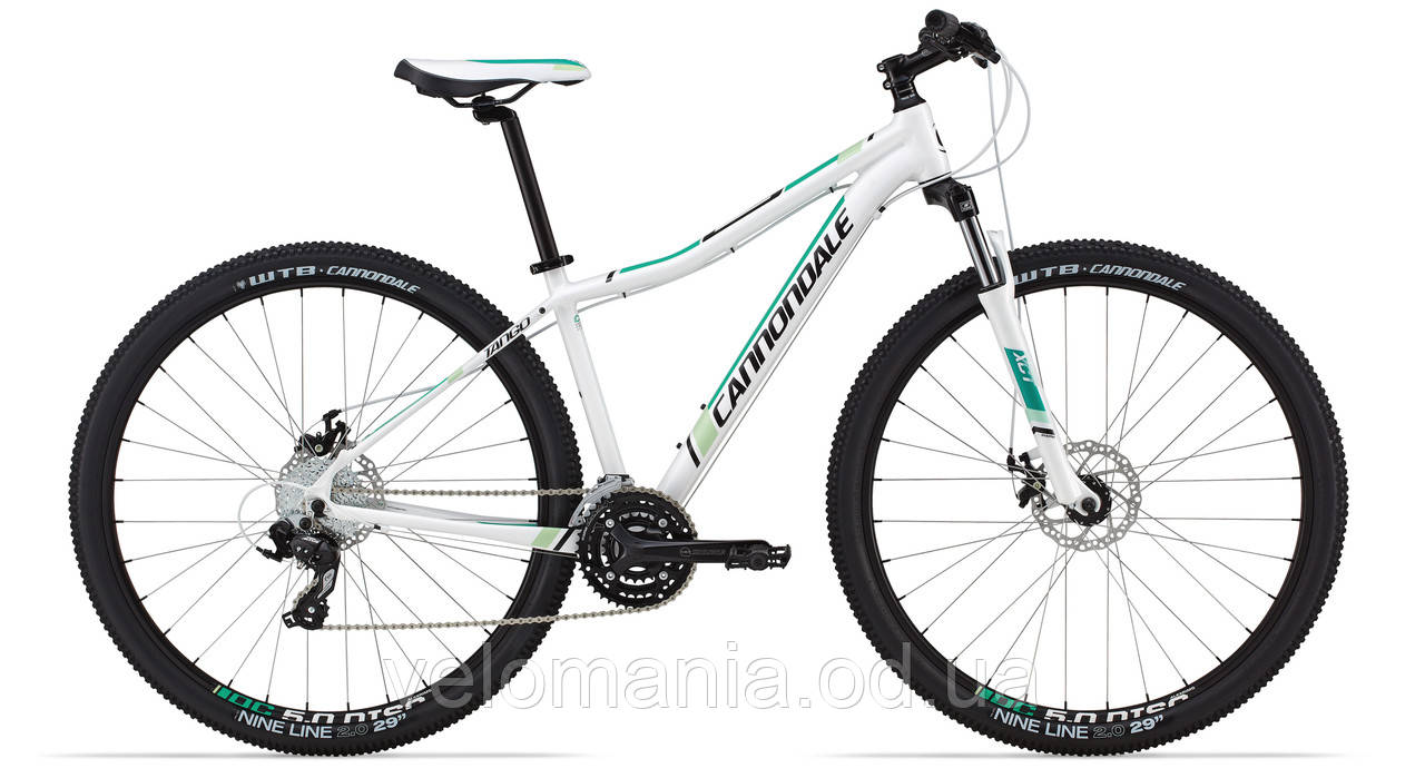 """Велосипед 29"""" Cannondale TANGO 7 Feminine рама - M 2014 белый"""