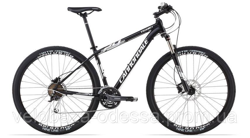 "Велосипед 29"" Cannondale TRAIL 4 рама - M 2014 черно-матовый, фото 2"