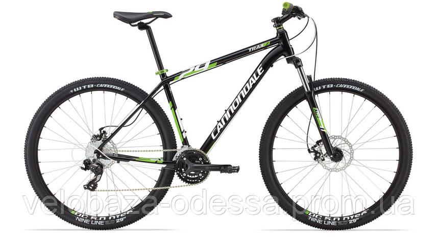 """Велосипед 29"""" Cannondale TRAIL 7 рама - J 2014 черн., фото 2"""