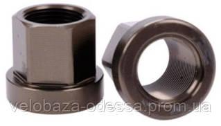 Гайка для втулки MacNeil Al 14mm 7075 grey (пара)