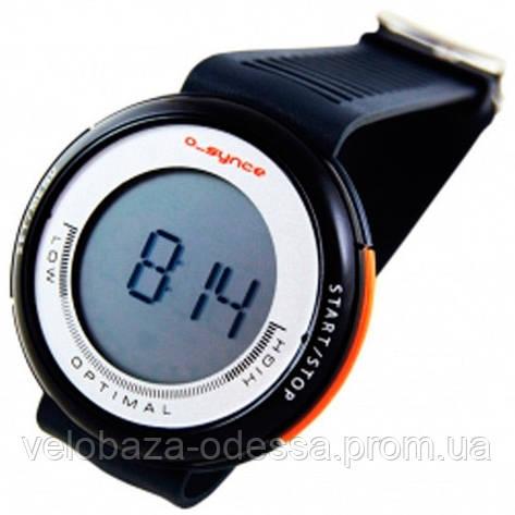 Часы-пульсометр O-SYNCE MIX free на аналоговой системе, фото 2