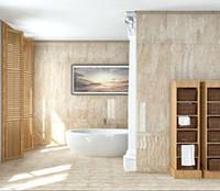 PETRARCA плитка облицовочная бежевая 300х600 для ванной, кухни,для стен,пола