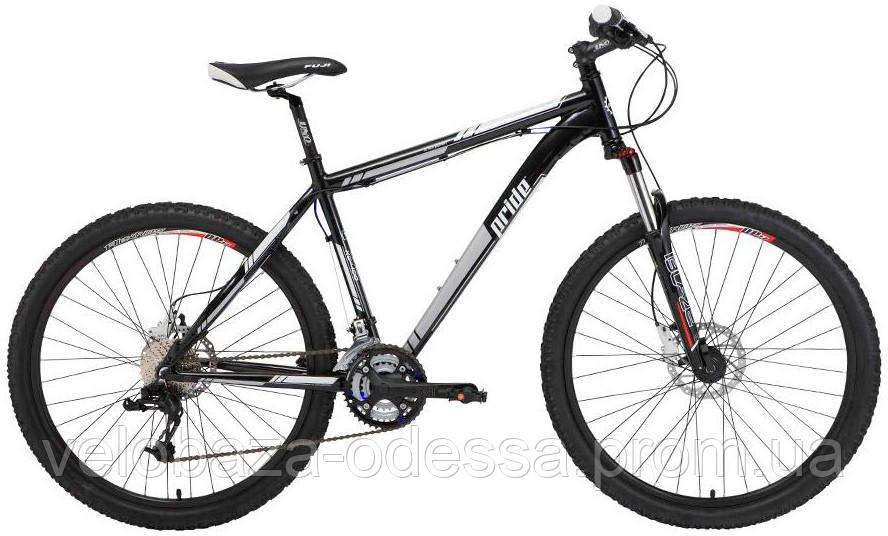 """Велосипед 26"""" Pride XC-400 рама - 17"""" 2012 черн."""