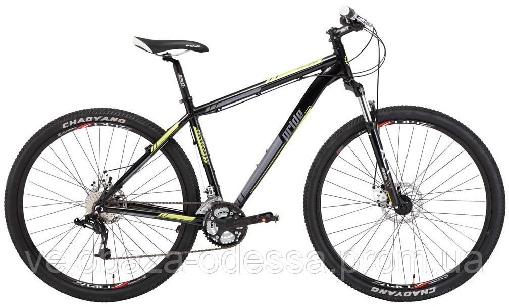"""Велосипед 29"""" Pride XC-400 рама - 19"""" 2012 черн."""