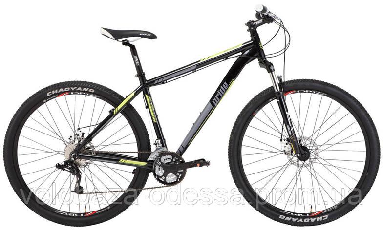 "Велосипед 29"" Pride XC-400 рама - 19"" 2012 черн., фото 2"